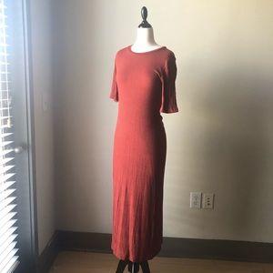 NWT Reformation (Jean) Olympia Dress